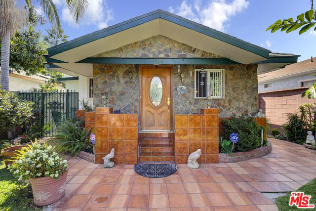 1330 Roland Curtis Place, Los Angeles (City), CA 90062 (MLS #18396026) :: Hacienda Group Inc