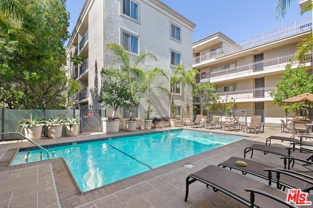 141 S Clark Drive #102, West Hollywood, CA 90048 (MLS #18396074) :: Hacienda Group Inc