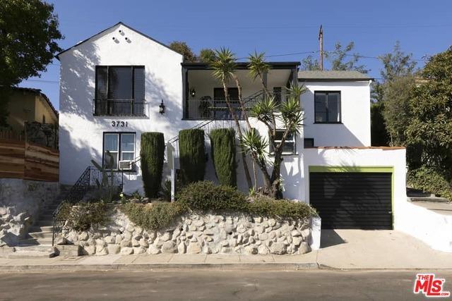3729 Roderick Road, Los Angeles (City), CA 90065 (MLS #18396198) :: Hacienda Group Inc