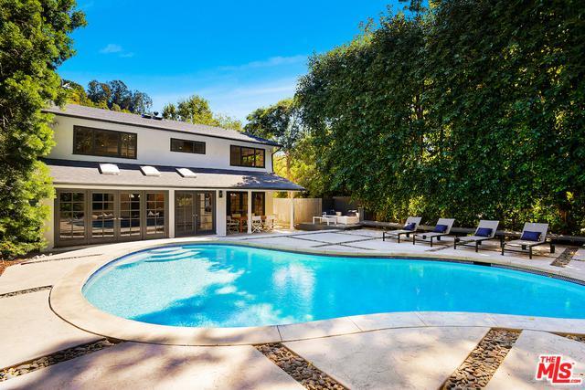 1449 Benedict Canyon Drive, Beverly Hills, CA 90210 (MLS #18396246) :: Team Wasserman