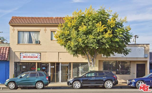 5147 W Washington, Los Angeles (City), CA 90016 (MLS #18396312) :: Hacienda Group Inc