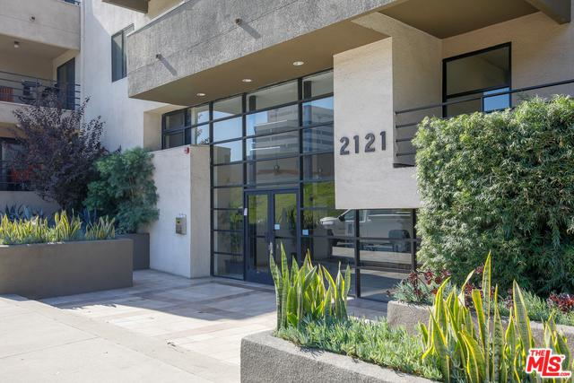 2121 Beloit Avenue #307, Los Angeles (City), CA 90025 (MLS #18396400) :: Hacienda Group Inc