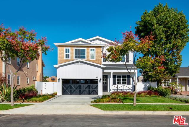 3628 Coolidge Avenue, Los Angeles (City), CA 90066 (MLS #18396424) :: Hacienda Group Inc