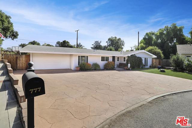 777 Calle Naranjo, Thousand Oaks, CA 91360 (MLS #18396538) :: Deirdre Coit and Associates