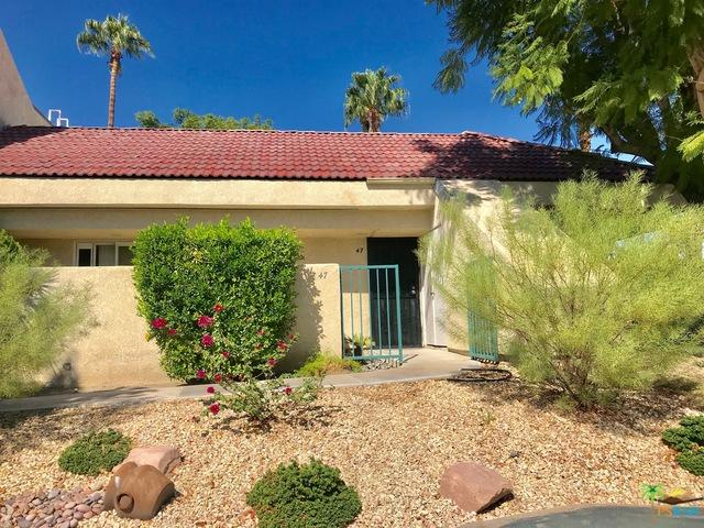 32505 Candlewood Drive #47, Cathedral City, CA 92234 (MLS #18396582PS) :: Brad Schmett Real Estate Group