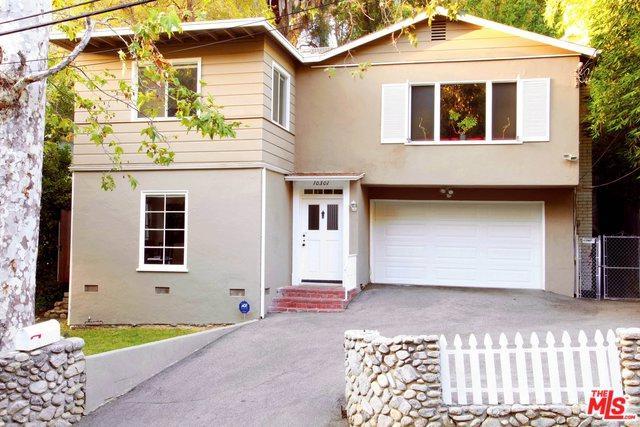 10301 Chrysanthemum Lane, Los Angeles (City), CA 90077 (MLS #18396600) :: Hacienda Group Inc