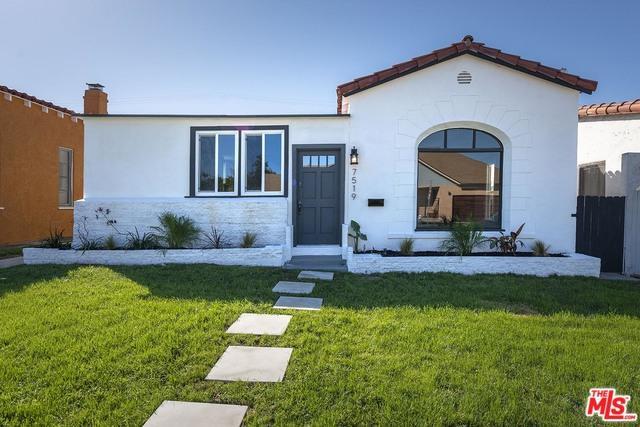 7519 8th Avenue, Los Angeles (City), CA 90043 (MLS #18396748) :: Hacienda Group Inc