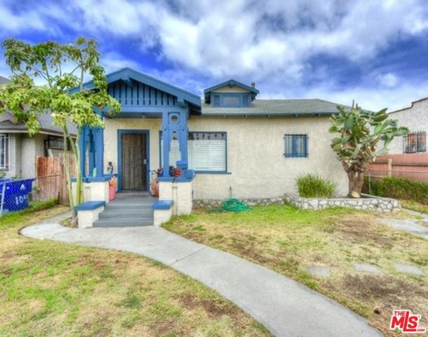 1037 W 53rd Street, Los Angeles (City), CA 90037 (MLS #18396856) :: Hacienda Group Inc