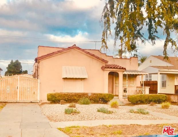 7619 Dalton Avenue, Los Angeles (City), CA 90047 (MLS #18396906) :: Hacienda Group Inc