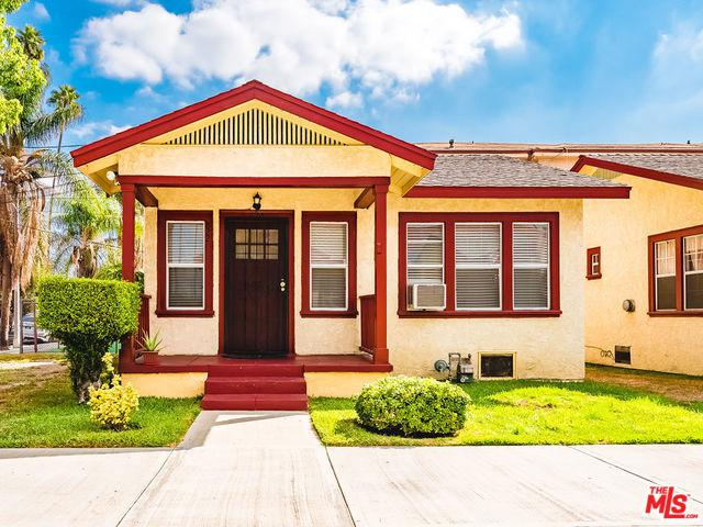 826 W 69th Street, Los Angeles (City), CA 90044 (MLS #18396928) :: Hacienda Group Inc