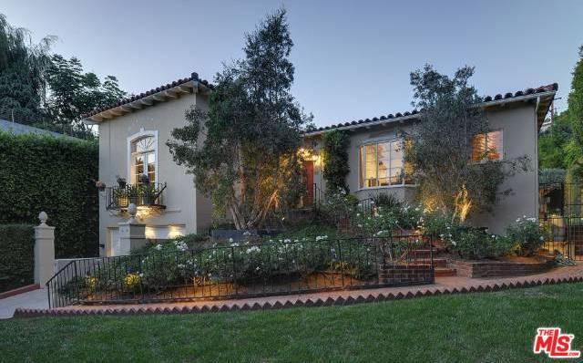 1136 N Doheny Drive, Los Angeles (City), CA 90069 (MLS #18397006) :: Hacienda Group Inc