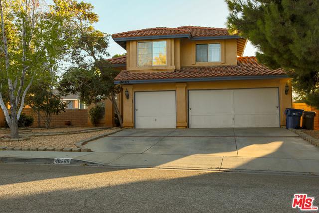 40269 Palmetto Drive, Palmdale, CA 93551 (MLS #18397010) :: Team Wasserman