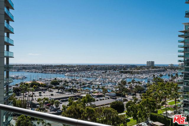 13600 Marina Pointe Drive #1215, Marina Del Rey, CA 90292 (MLS #18397028) :: Hacienda Group Inc