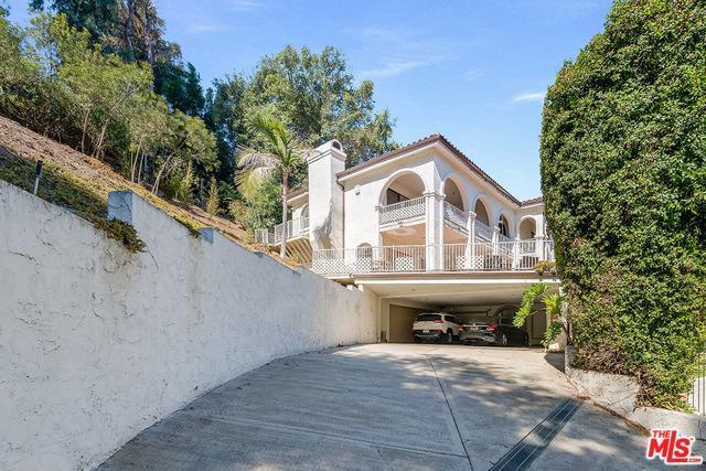 10531 Isadora Lane, Los Angeles (City), CA 90077 (MLS #18397150) :: Hacienda Group Inc