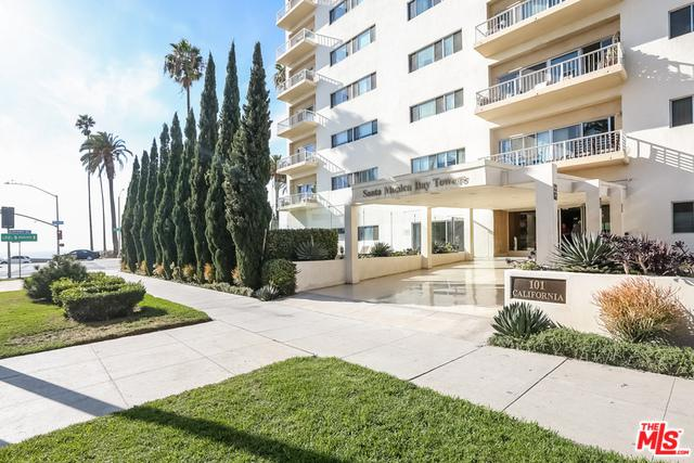 101 California Avenue #901, Santa Monica, CA 90403 (MLS #18397238) :: Hacienda Group Inc