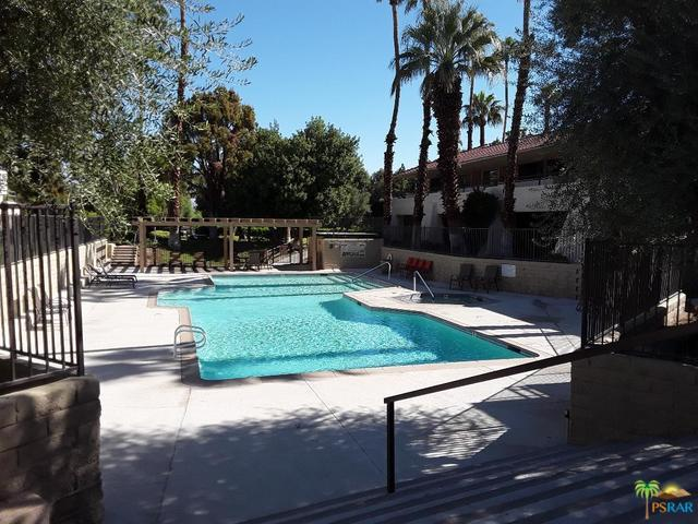 2857 N Los Felices Road #117, Palm Springs, CA 92262 (MLS #18397278PS) :: The Jelmberg Team