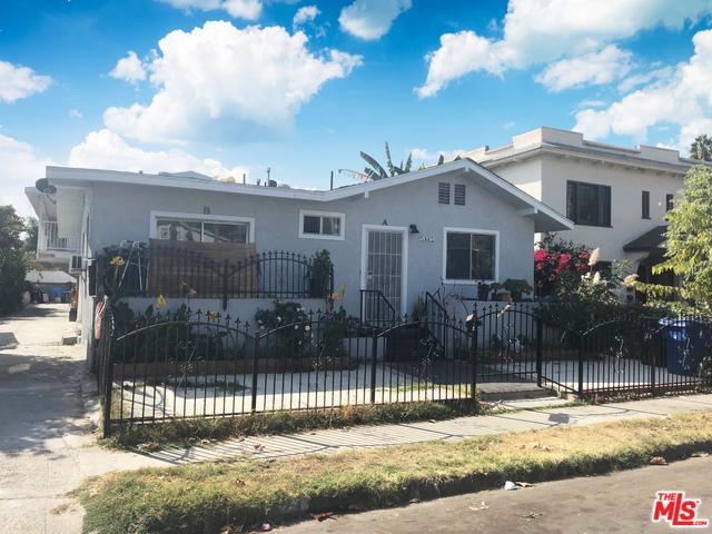 5442 Lemon Grove Avenue, Los Angeles (City), CA 90038 (MLS #18397292) :: Team Wasserman
