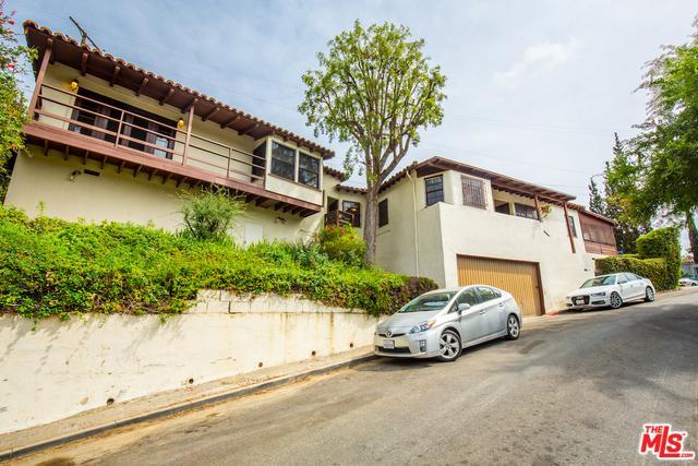 2247 Vista Del Mar Avenue, Los Angeles (City), CA 90068 (MLS #18397480) :: Hacienda Group Inc