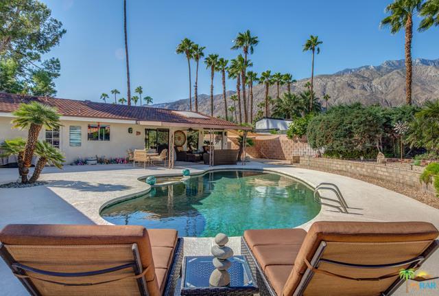 988 E Paseo El Mirador, Palm Springs, CA 92262 (MLS #18397688PS) :: Brad Schmett Real Estate Group