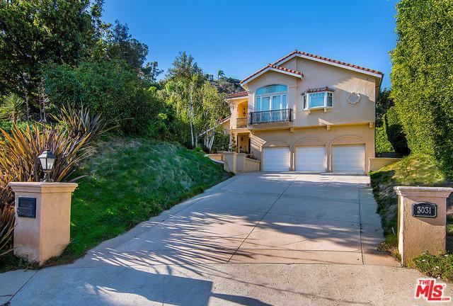 3031 Tiffany Circle, Los Angeles (City), CA 90077 (MLS #18397776) :: Hacienda Group Inc