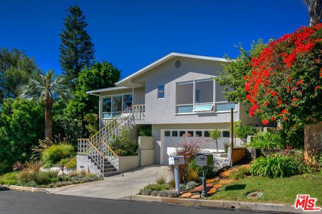 221 Quadro Vecchio Drive, Pacific Palisades, CA 90272 (MLS #18397846) :: Deirdre Coit and Associates