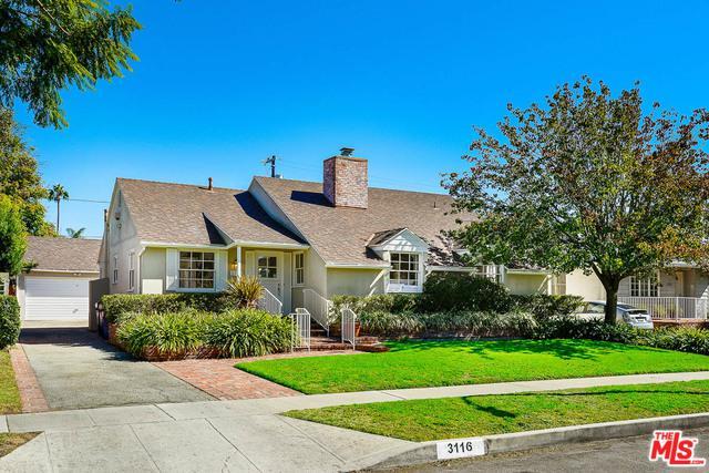 3116 Colby Avenue, Los Angeles (City), CA 90066 (MLS #18398414) :: Deirdre Coit and Associates