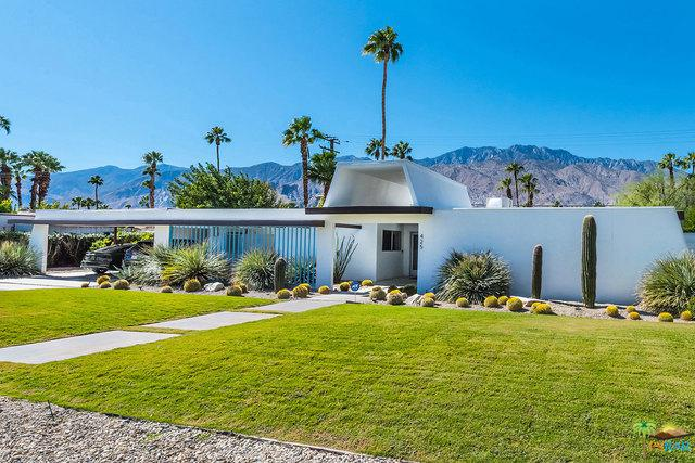 425 N Juanita Drive, Palm Springs, CA 92262 (MLS #18398478PS) :: Hacienda Group Inc