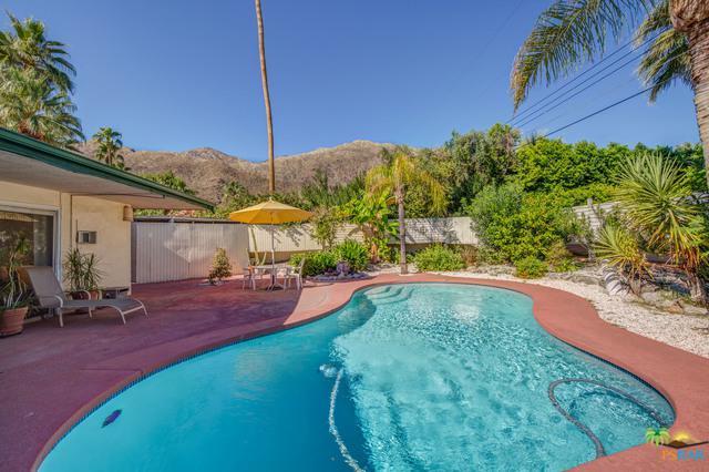 192 E Ocotillo Avenue, Palm Springs, CA 92264 (MLS #18398504PS) :: Brad Schmett Real Estate Group