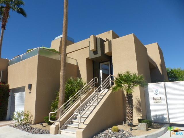 100 E Stevens Road #504, Palm Springs, CA 92262 (MLS #18398532PS) :: Brad Schmett Real Estate Group