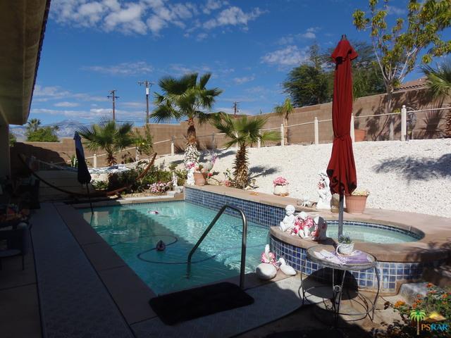 66840 San Bruno Road, Desert Hot Springs, CA 92240 (MLS #18399178PS) :: Brad Schmett Real Estate Group