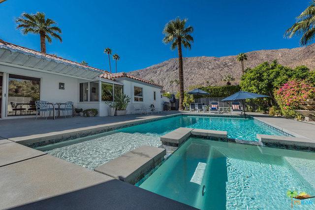 340 W Pablo Drive, Palm Springs, CA 92262 (MLS #18399198PS) :: The Jelmberg Team