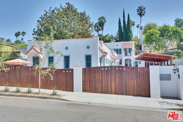 1548 Micheltorena Street, Los Angeles (City), CA 90026 (MLS #18399256) :: The John Jay Group - Bennion Deville Homes