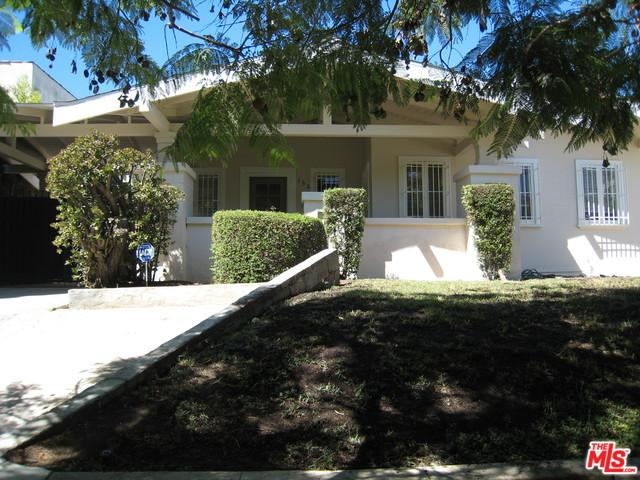 153 S Gramercy Place, Los Angeles (City), CA 90004 (MLS #18399260) :: The John Jay Group - Bennion Deville Homes