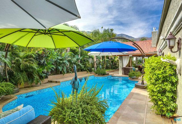 493 W Dominguez Road, Palm Springs, CA 92262 (MLS #18399706PS) :: Brad Schmett Real Estate Group