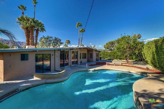 286 N Sunset Way, Palm Springs, CA 92262 (MLS #18399836PS) :: The Jelmberg Team