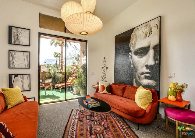 930 E Palm Canyon Drive #202, Palm Springs, CA 92264 (MLS #18400116PS) :: The John Jay Group - Bennion Deville Homes