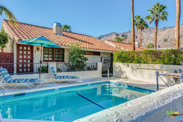 993 E Parocela Place #2, Palm Springs, CA 92264 (MLS #18401300PS) :: Team Wasserman