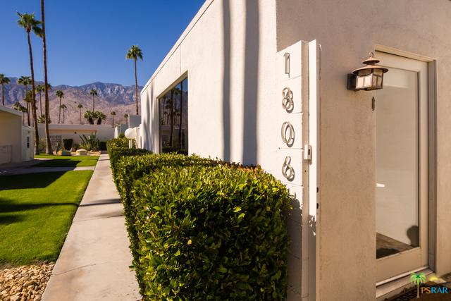 1806 Sandcliff Road, Palm Springs, CA 92264 (MLS #18401638PS) :: The John Jay Group - Bennion Deville Homes