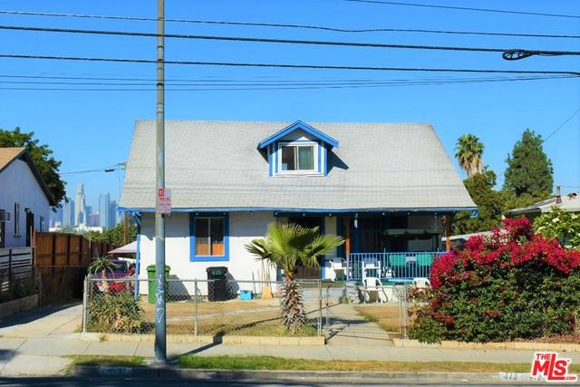 415 Euclid Avenue, Los Angeles (City), CA 90063 (MLS #18401782) :: Team Wasserman