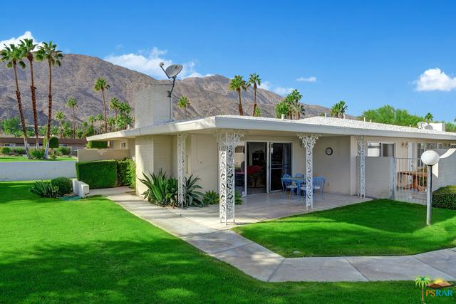2250 S Calle Palo Fierro #1, Palm Springs, CA 92264 (MLS #18401896PS) :: The Jelmberg Team