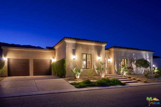 3075 Arroyo Seco, Palm Springs, CA 92264 (MLS #18402404PS) :: Brad Schmett Real Estate Group