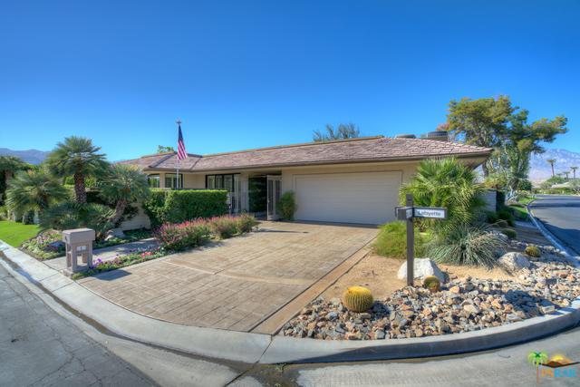 1 Lafayette Drive, Rancho Mirage, CA 92270 (MLS #18402742PS) :: Brad Schmett Real Estate Group