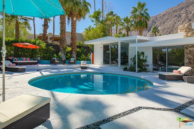 445 S Monte Vista Drive, Palm Springs, CA 92262 (MLS #18403284PS) :: Brad Schmett Real Estate Group
