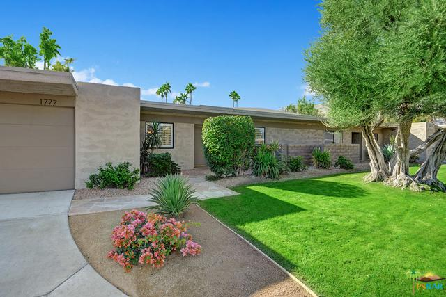 1777 E Sandalwood Drive, Palm Springs, CA 92262 (MLS #18403786PS) :: Hacienda Group Inc