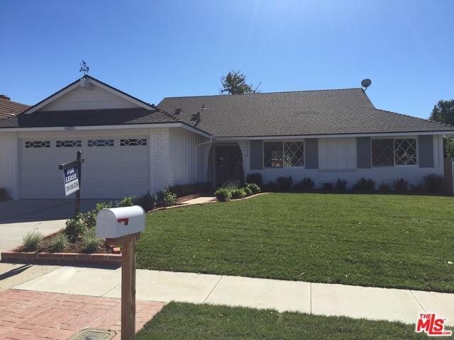 6456 Maplegrove Street, Oak Park, CA 91377 (MLS #18404108) :: The John Jay Group - Bennion Deville Homes