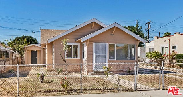1033 S Alma Avenue, Los Angeles (City), CA 90023 (MLS #18404458) :: Deirdre Coit and Associates