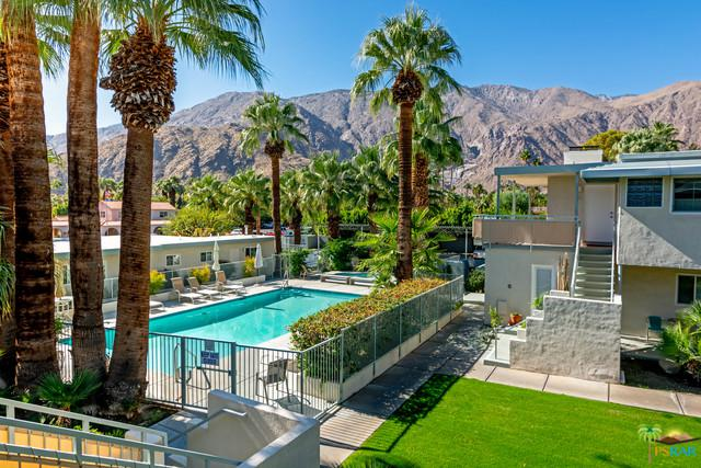 155 W Hermosa Place #9, Palm Springs, CA 92262 (MLS #18404546PS) :: Brad Schmett Real Estate Group