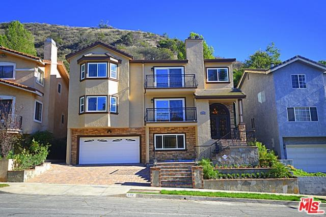 515 S Via Montana, Burbank, CA 91501 (MLS #18404852) :: Deirdre Coit and Associates