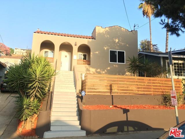 1032 N Townsend Avenue, Los Angeles (City), CA 90063 (MLS #18405978) :: Team Wasserman