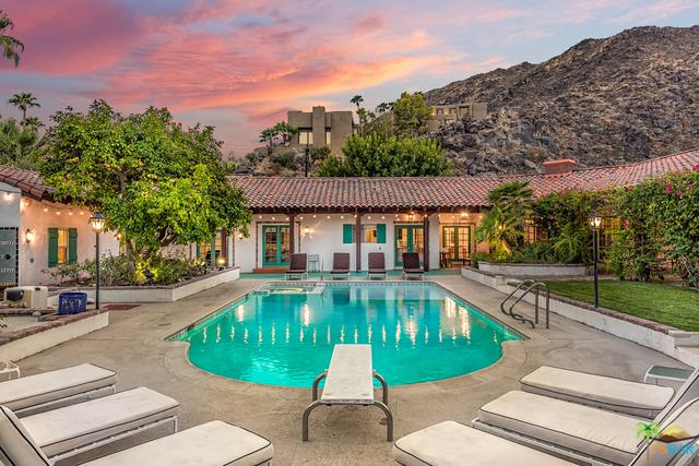 610 N Via Monte Vista, Palm Springs, CA 92262 (MLS #18406400PS) :: Brad Schmett Real Estate Group